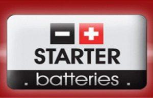 Starter battery aggelis lamia